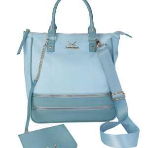 Shopper Sansibar lichtblauw