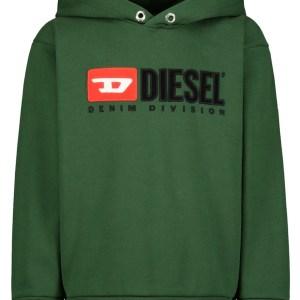 Diesel hoodie voor jongens en meisjes