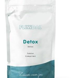 Detox 90 tabletten - 90 Tabletten - Flinndal