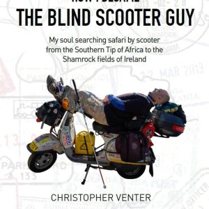 How I Became The Blind Scooter Guy