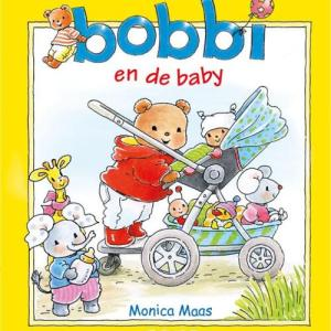 Bobbi en de baby - Monica Maas - Hardcover (9789020684230)