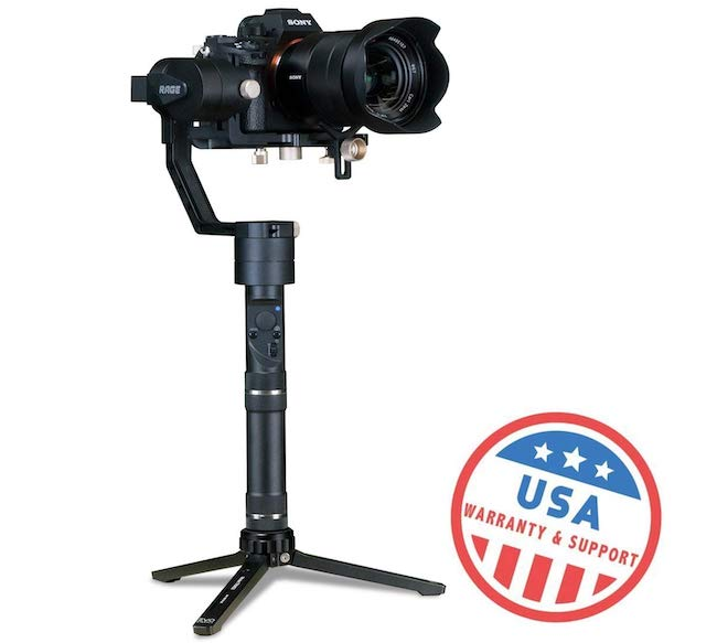 best dslr gimbal stabilizers