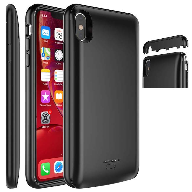 best iphone xs max battery cases