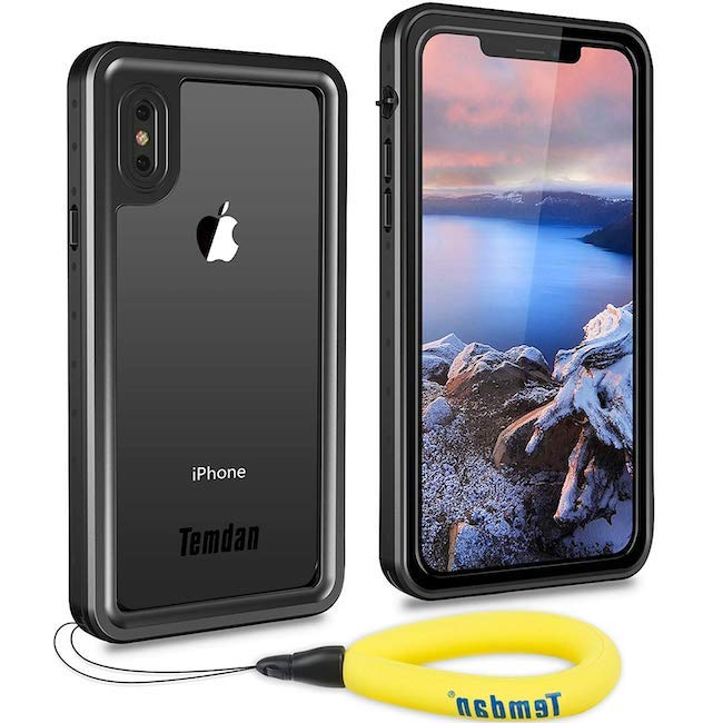 best-iphone-xs-waterproof-cases