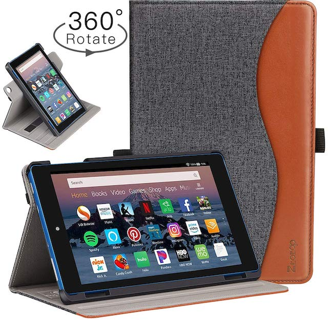 brand new de3e6 4ecfc 10 Best Amazon Fire HD 8 Tablet Cases and Covers | ShopForDevice