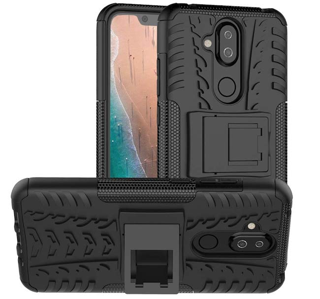 the best attitude 43f3a c701a 15 Best Nokia 8.1 Cases and Covers | ShopForDevice