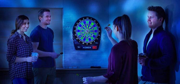 best electronic dartboards 2019