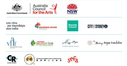 Our Funding Partners