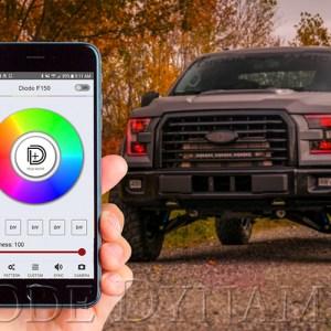 Bluetooth RGBW M8 Controller 1ch Diode Dynamics