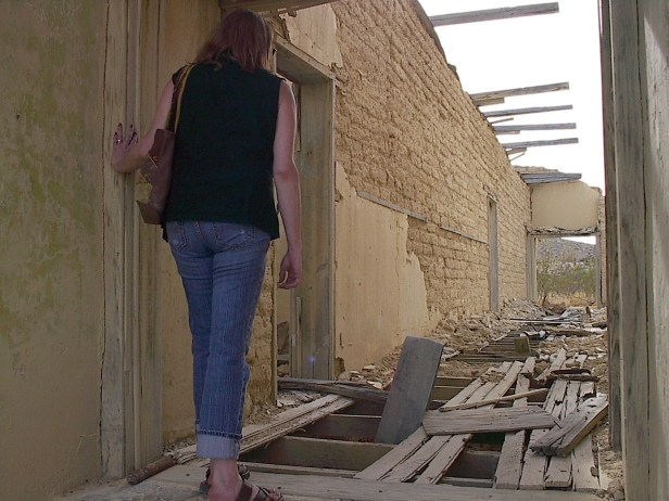 Exploring the Ghost Town of Terlingua, TX