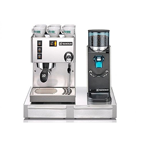 Rancilio Combo 1 Set comes with the bean grinder