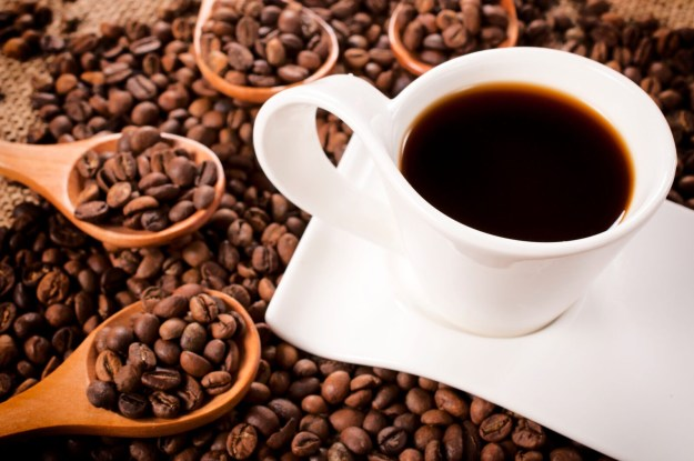 Freshly roasted coffee . . . there's nothing like it.