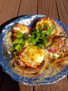 Classic Tuna Melt Sandwiches
