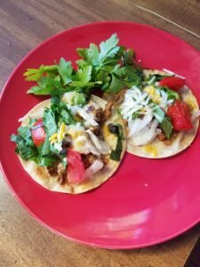 Quick Toaster Oven Tacos