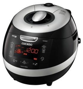 Cuckoo Rice Cooker - Black HZ0683F
