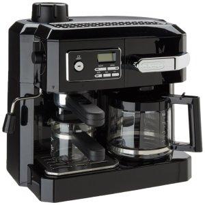 Delonghi BCO320T Combo Coffee maker Espresso machine