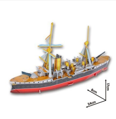 Best-selling-the-3D-diy-funny-puzzle-Educational-Toys-for-Paper-model-689-N-Free-Shipping