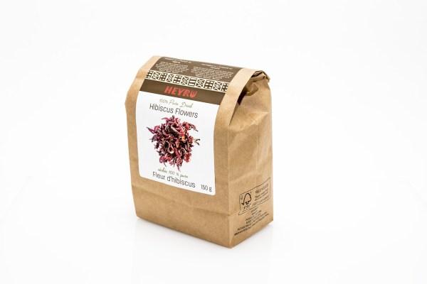 Hibiscus Flowers Loose Tea