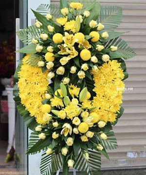 hoa chia buồn 24