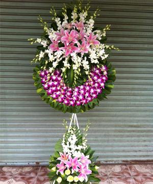 hoa tang lễ quận 6