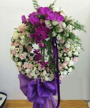 hoa tang lễ quận 7