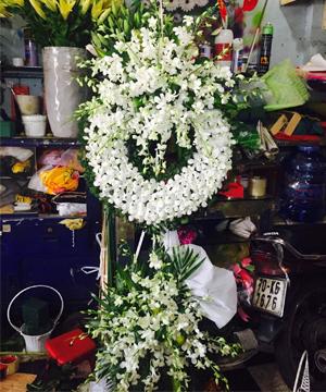 hoa chia buồn hcb 37