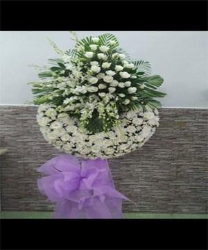 hoa chia buồn hcb 41