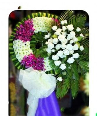 vòng hoa tang lễ ở quận 2