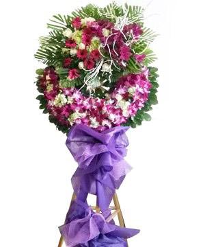 đặt hoa đám tang