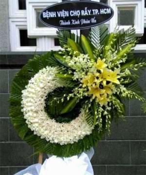 hoa chia buồn hcb 47