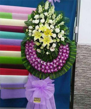 kệ hoa tang lễ quận 3