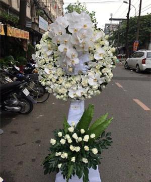 hoa chia buồn hcb 51