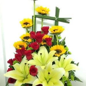 hoa sinh nhật hsn 87