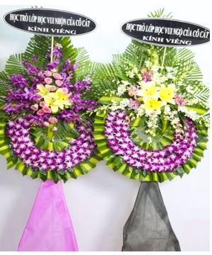 hoa viếng quận 1
