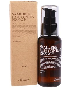 Benton Snail Bee High Content Steam essence
