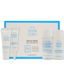 Etude House Soon Jung Skincare Trial Kit