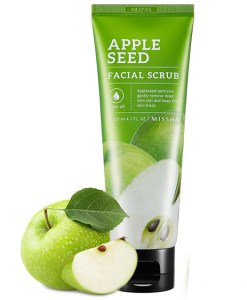 Apple-seed-Facial-Scrub-