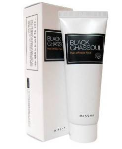 missha-black-ghassoul-peel-off-nose-pack