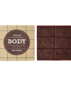 Klairs Manuka and Choco Body Soap