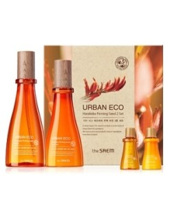 the saem Urban Eco Harakeke Firming Seed 2 Set2