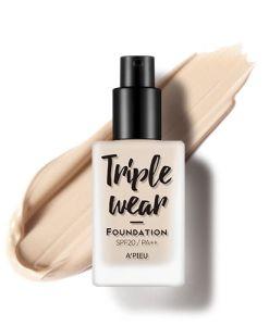 apieu Triple Wear Foundation
