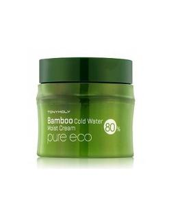 tonymoly Pure Eco Bamboo Cold Water Moist Cream