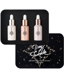Etude House Tiny Twinkle Mini Drop Pearl Base Kit