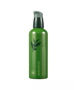 Innisfree Green tea seed essence in lotion