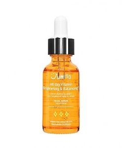 All Day Vitamin Brightening & Balancing Facial Serum.