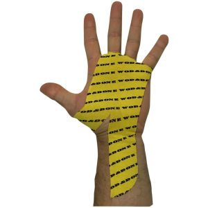 Wod & Done Hand Protection - Yellow