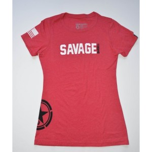 T-shirt Savage Barbell Hip Star