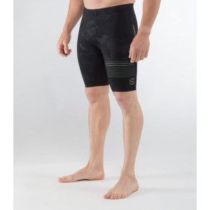 VIRUS CO23 Stay Cool V3 Tech Shorts Black