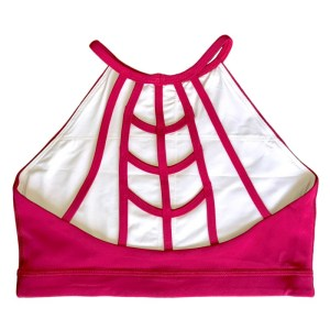 Soutien Desportivo Savage Barbell Scarlet Web Back