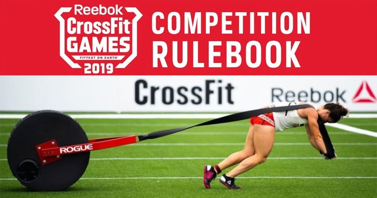 Regulamento dos CrossFit Games 2019